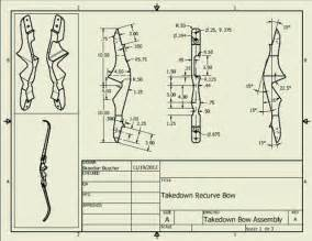 bow handle template this thread shows how to make a takedown bow with