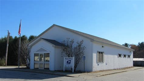 Minot Post Office by Minot Maine An Encyclopedia