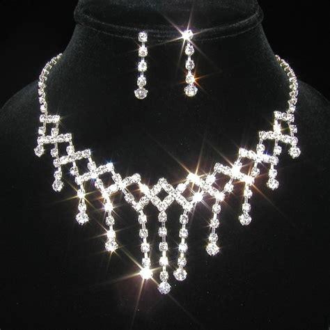 kette hochzeit hochzeit kette colliers colliers strass
