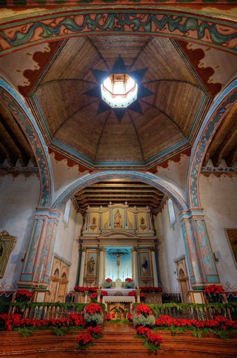 old mission san luis rey in oceanside california