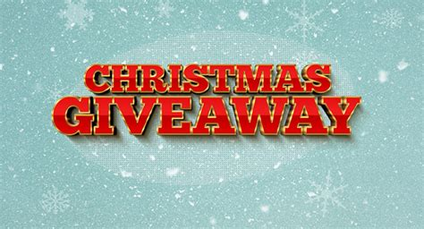 Christmas Giveaway Software - news powered by kayako fusion help desk software