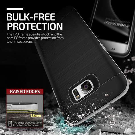 Verus High Pro Shield Samsung Galaxy S7 Edge Shine Go Berkualitas verus high pro shield skal till samsung galaxy s7 edge silver themobilestore