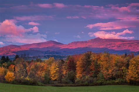 autumn in vermont instructional photo tour   green