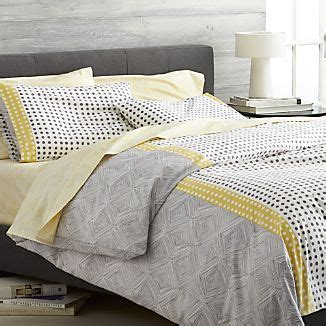 Crate And Barrel Osaka Duvet Cover by Bedding Collections Bed Linens Crate And Barrel