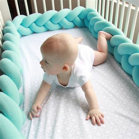 wonderful diy pillow mattress for kids aliexpress com buy newborn baby bed bumper cute tie