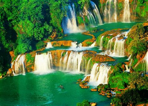 beautiful waterfalls with flowers image gallery most beautiful waterfalls flowers