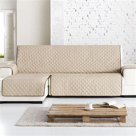 fundas de sofas funda de sofa chaise longe dual quilt