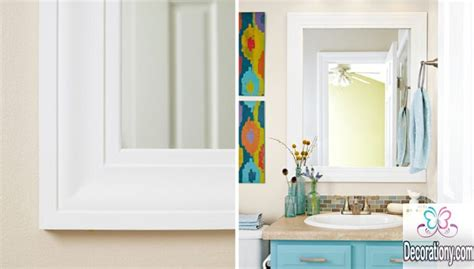 do it yourself framing a bathroom mirror do it yourself bathroom mirror frame 28 images diy