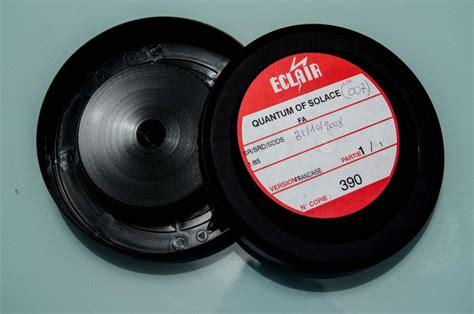 quantum of solace film complet version francaise james bond bobine 35 mm bande annonce james bond quantum