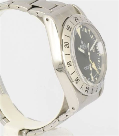 Petite annonce Rolex   Rolex Explorer II 1655 Steve McQueen   Le Guide des Montres