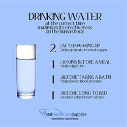 Water Before Bed by A Glass Of Water Before Bed Can Help You Avoid Stroke And