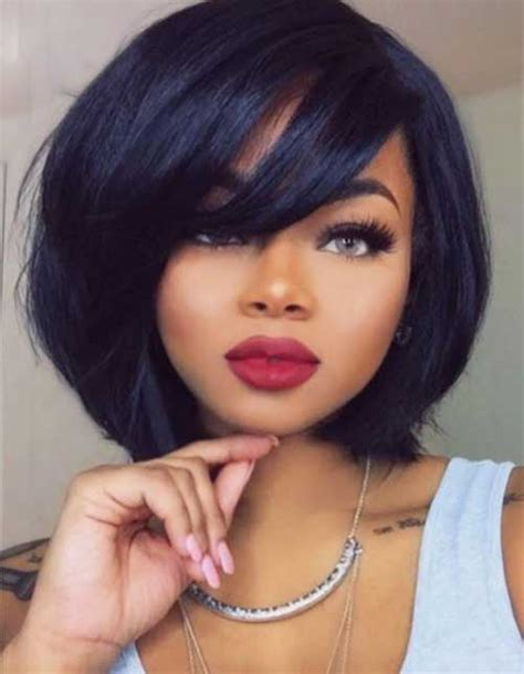 Cut Weave Hairstyles by Bob Cut Sew Weave Hairstyles 2017 2018 Best Cars Reviews