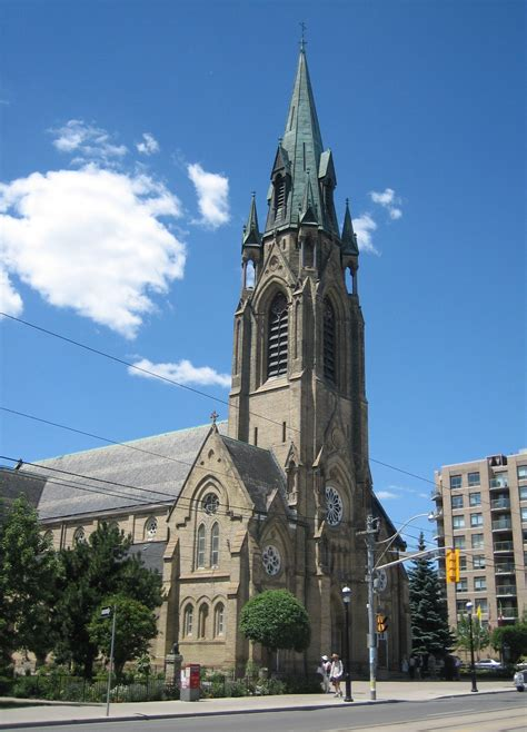 toronto churches
