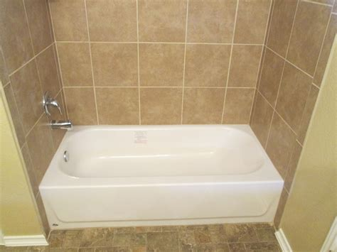 tiled bathtub surround affordable renovation services llc schertz tx 78154