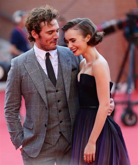 film bagus love rosie sam claflin and lily collins love rosie rome film