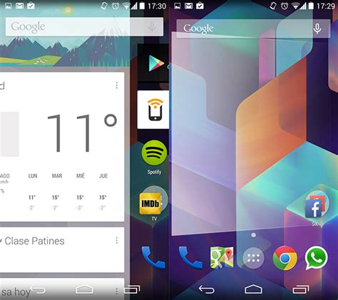ferrer pc y android kitkat launcher android 4 4 con configuraci 243 n