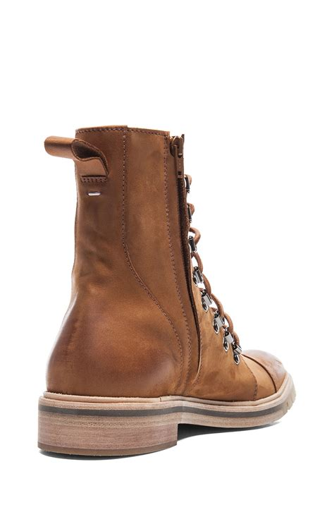 honey suede lace up boot soletopia