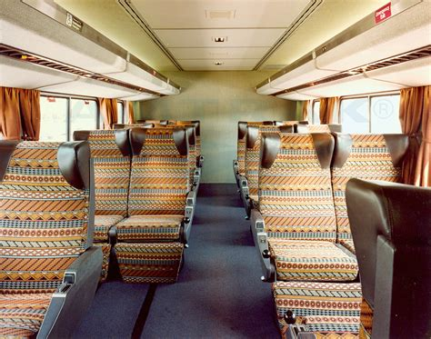 coach seating superliner i lower level coach seating 1980s amtrak