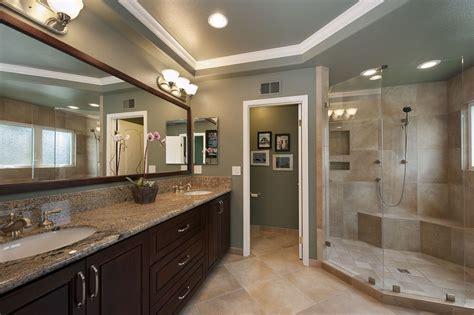Coastal Theme for Master Bathroom Ideas   MidCityEast
