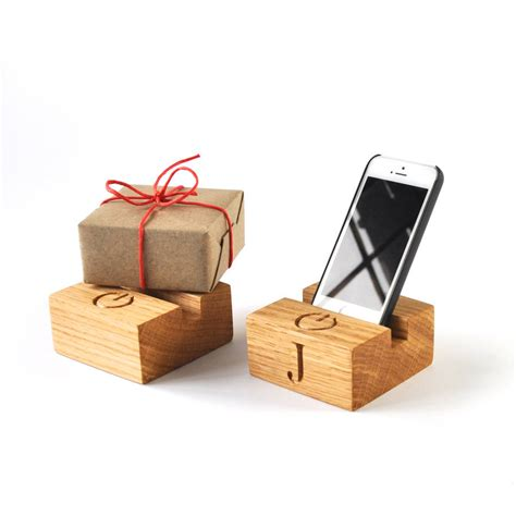 phone charging stand phone charging stand dock by the oak rope company