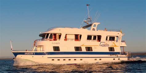 galapagos islands boats galapagos boats angelito galapagos cruise