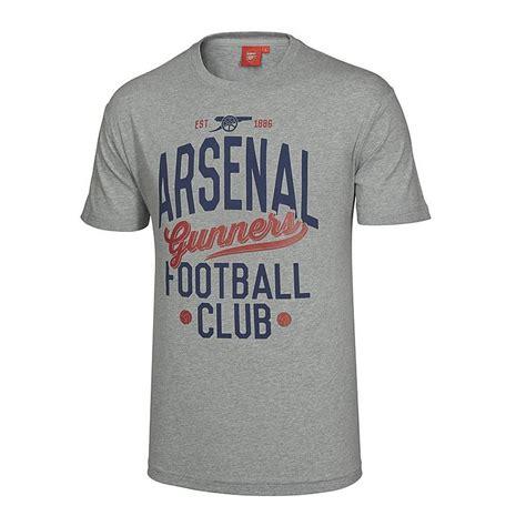 Tshirt Arsenal 2 arsenal vintage grey t shirt t shirts clothing mens