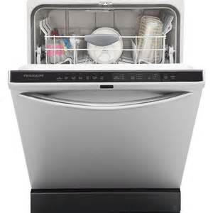 Frididaire Dishwasher Frigidaire Fghd2465nf Gallery 24 Built In Dishwasher In