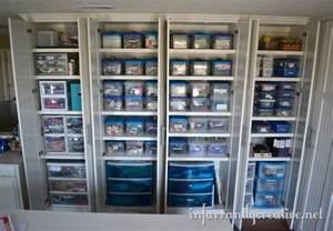 Craft Room Storage Cabinets Craft Room Organization