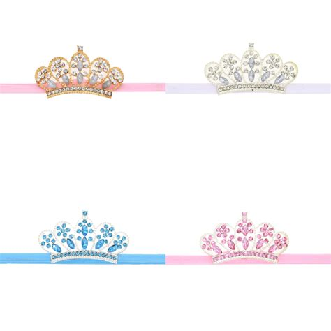 Crown Hairband aliexpress buy newborn tiara crown headband baby