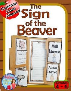 sign of the beaver book report the world s catalog of ideas
