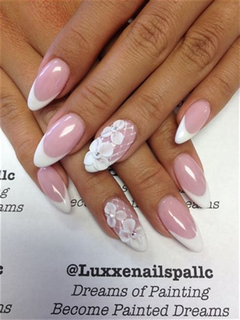 How To Do 3d Acrylic Nail