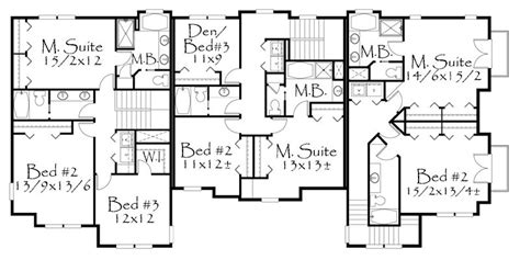 eight bedroom house plans 4658 square feet 8 bedrooms 6 189 batrooms 3 parking space on 2 levels house plan