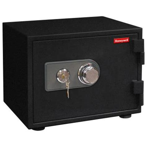 honeywell 0 52 cu ft safe with combination