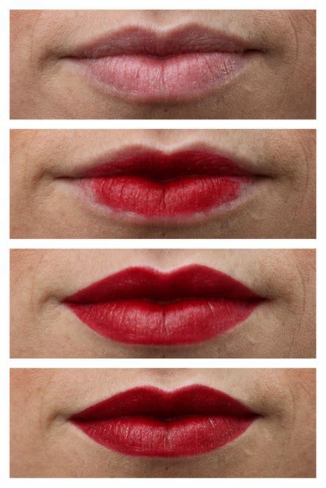 Lipstick Rossa Lasts Matte Lip how to apply lipstickmineralogie makeup