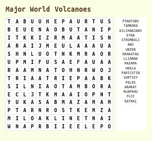 worlds longest rivers word