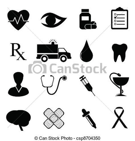 clip art de vectores de conjunto salud icono vector vector clip art de m 233 dico conjunto salud icono salud