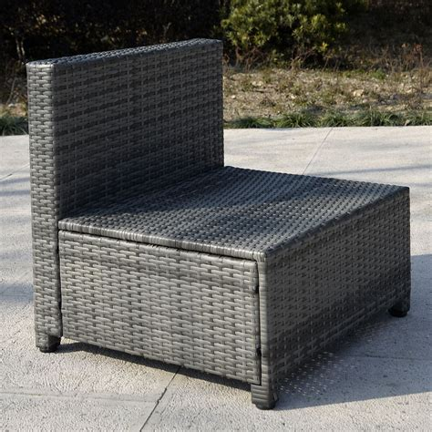 Wicker Rattan Patio Furniture by Equipment Outdoor Furniture Set Pe Wicker Rattan