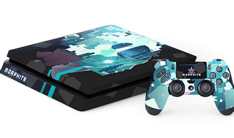 ps4 slim custom win a custom ps4 slim in our morphite ps4 giveaway
