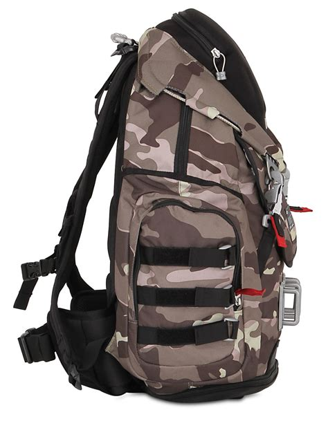 Oakley Backpack Kitchen Sink Oakley 34l Kitchen Sink Camo Backpack In Gray For Lyst