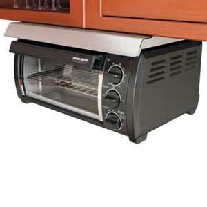 Black And Decker Spacesaver Toaster Oven Black Amp Decker Tros1500b Spacemaker Traditional Toaster
