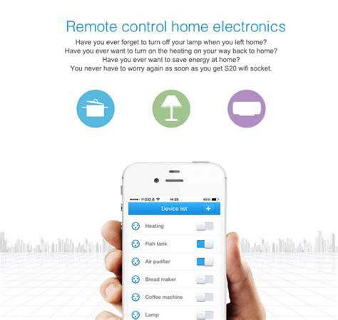 orvibo wiwo s20 smart wi fi uk standard socket intelligent