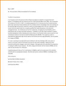Personal Reference Letter Sle Uk 3 Personal Letters Of Recommendation Resumed
