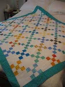 Nine Patch Quilt Pattern by Simple Nine Patch Quilt Quilts