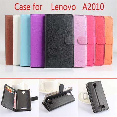 Casing Lenovo A2010 Litchi Lenovo A2010 Quality New Leather Back Cover For Lenovo A 2010
