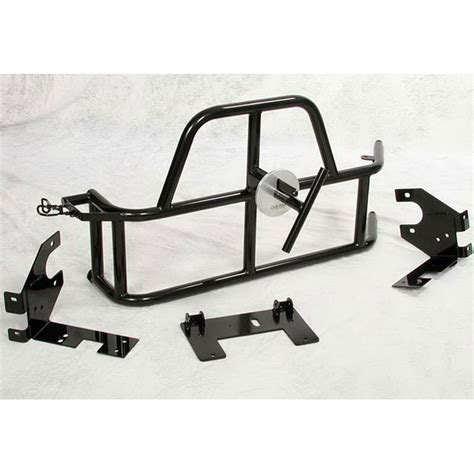 Jeep Jeep Yj Swing Away Spare Tire Can Carrier 85095