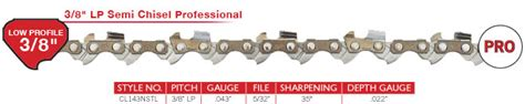 Pro Kut Chain For Stihl Ht75 Ht101 And Ht131 12 Quot Pole Saws