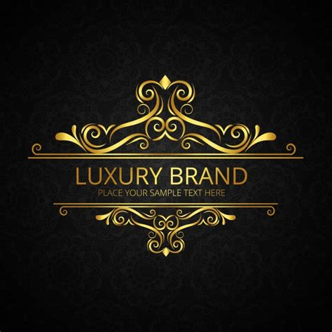 logo design luxury luxury vectors photos and psd files free download