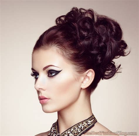 updo hairstyles photo gallery most stylish updo hairstyles 2018