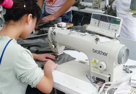 china chaojie garment co., ltd. | showcase | industrial