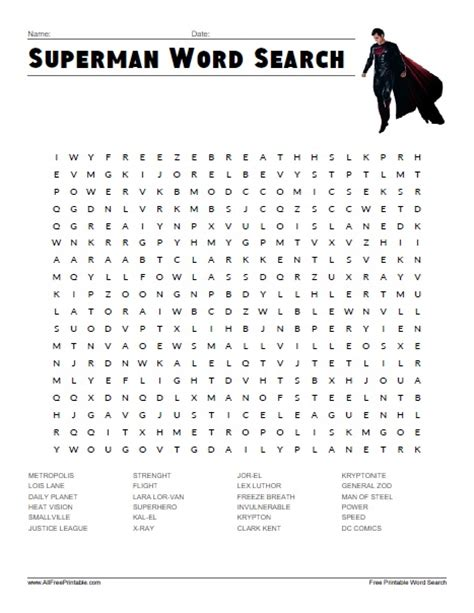 Doj Search Image Gallery Justice League Word Search